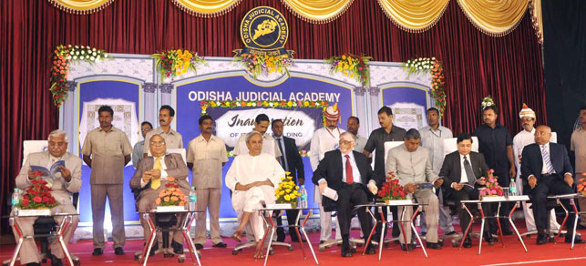 Inauguration of New Building of OJA